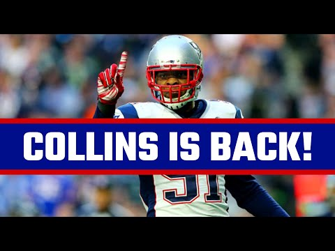 New England Patriots Sign Jamie Collins Reaction