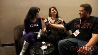 Gamefob Interviews the Ladies of Sweethearts of the Galaxy