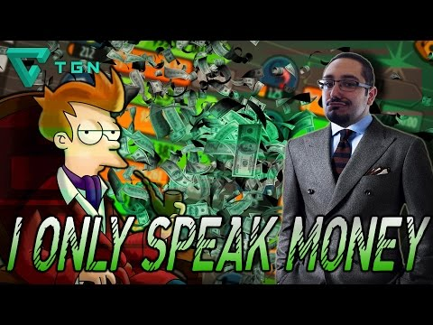 Episode 5 - Adventure Capitalist - Let's Play / Gameplay - I ONLY SPEAK MONEY BABY!