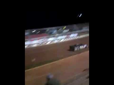 602 Create Late Model part 2 at Swainsboro raceway 6/10/17