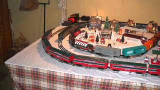 Christmas Trains 2011