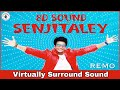 Senjitaley | 8D Audio Song | Remo | Bass Boosted | Anirudh 8D Songs