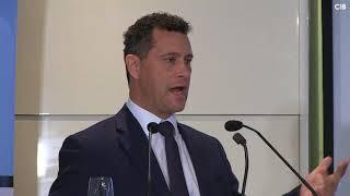 CIB 2018 Steven Woolfe MEP