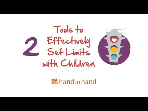 2 Tools to Effectively Set Limits with Children