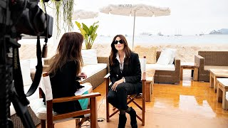 Intervista a Monica Bellucci