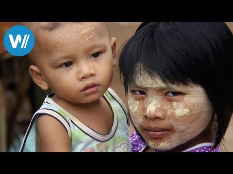 Myanmar's unknown Mergui Archipelago and its Moken people