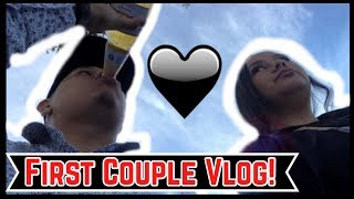 COUPLE'S VLOG   OUR FIRST VLOG! [MEXICAN PACHANGA]