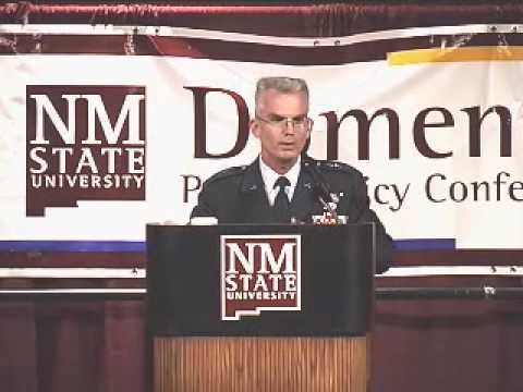 2009 Domenici Conference - Future of Military and Combat Systems