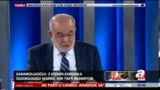 """A HABER/TEMEL KARAMOLLAOĞLU:""""SİVAS'IN BANA İHALE EDİLMESİNİN SEBEBİ:MİLLİYET GAZETESİ"""
