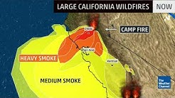 Bay Area smoke and weather forecast for Thursday