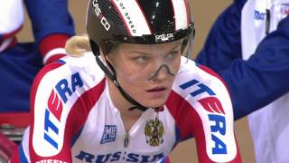 Anastasiia Voinova - Women's Final 500m Time Trial - 2013 UCI World Track Championships, Minsk(, 2013-02-21T18:11:57.000Z)