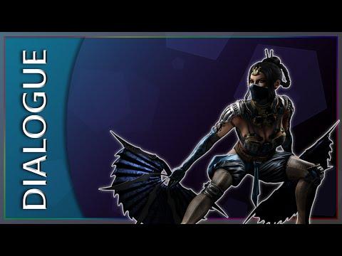 Vidéo Mortal Kombat X - | KITANA