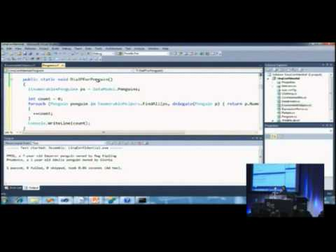 Tech·Ed New Zealand 2010 LINQ Confidential A Deep Dive Into How LINQ Works