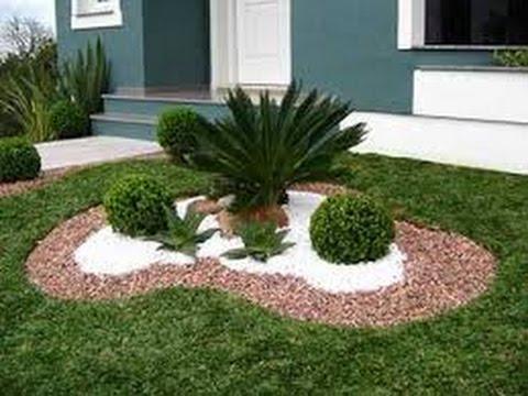 Id ias para fazer seu pr prio jardim parte 01 youtube for Casas e jardins simples