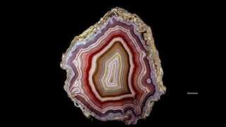Crystal Healing Agate Stone