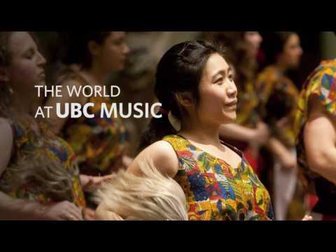 UBC Music Baccalaureate Concert