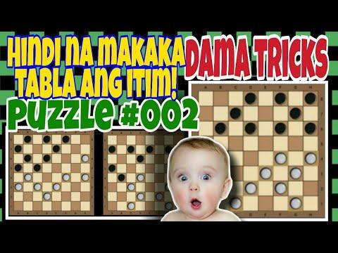 How To Win In Dama-Checkers-draughts-Shashki Tutorials 002
