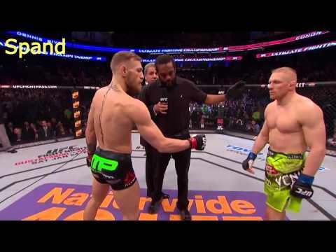Connor Mcgregor vs Dennis Siver KB-UFC