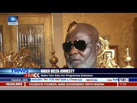 Ateke To Asks For Extension Of Niger Delta Amnesty Programme