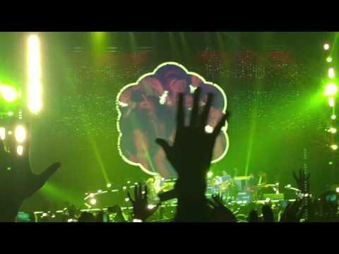 2017/04/12 Coldplay in Taiwan Yellow