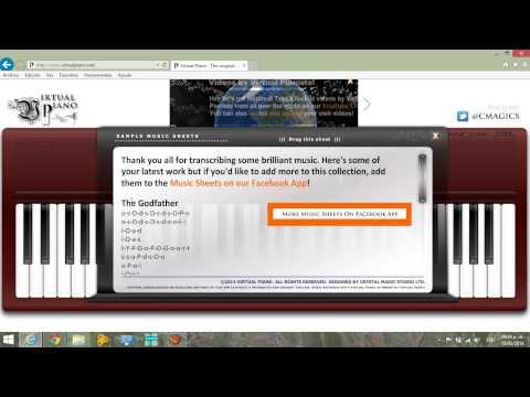 Virtual piano Sin  internet Descargalo [VIRTUAL PIANO OFFLINE]