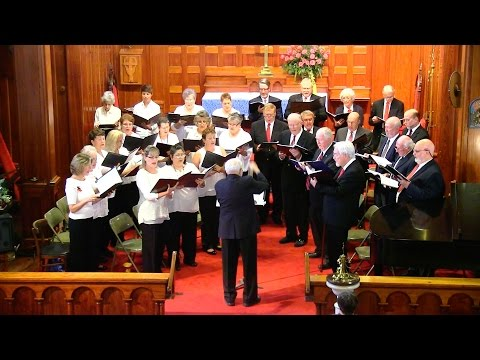 Bay Choral Society - Christmas Concert - 2015