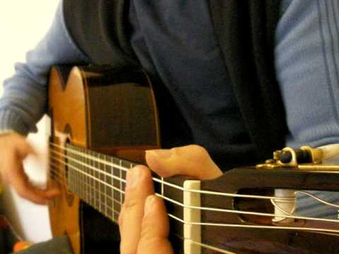 Cours De Guitare : La Rumba Flamenca Variantes Percussives