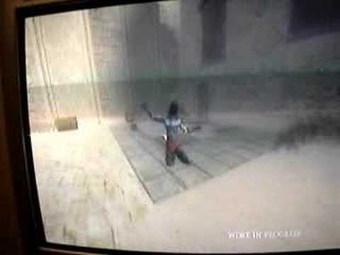 Prince Of Persia Glitch And Cheats