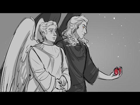 [Good Omens] They're Only Human COMPLETE Animatic