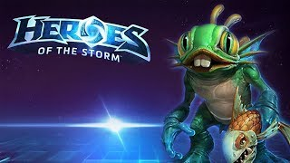 Heroes of the Storm (HotS) | THE MURKY TOUCH | Murky Gameplay ft. Jesse Cox