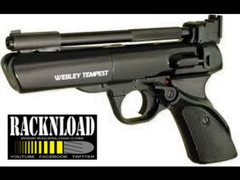 WEBLEY TEMPEST (Classic in its own right!) by RACKNLOAD