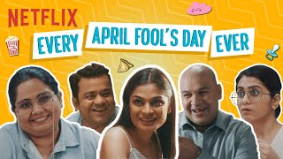 Types Of People On April Fool's Day ft. @Saiman Says, @Sumukhi Suresh, Srishti Dixit and Many More!