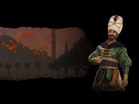 Ottoman Theme - Ancient Civilization 6 OST  Yelkenler Biçilecek; Ey büt-i nev edâ olmuşum müptelâ