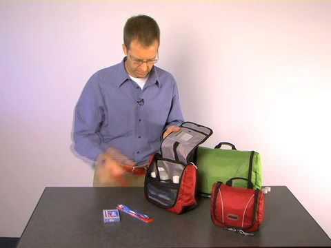 8d4e2b3b81 The Secret Behind eBags Portage Toiletry Kits - YouTube