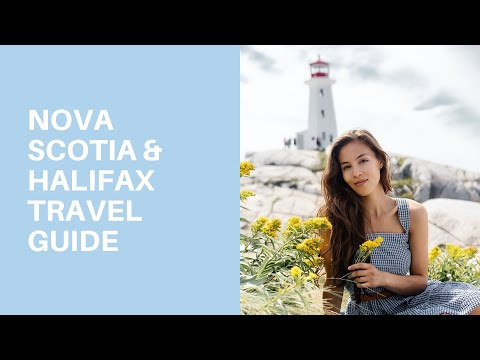 WHY YOU MUST VISIT NOVA SCOTIA | Istiana Travel Vlog