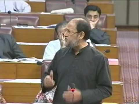Cut Motion Speech Regarding Power & Water Sheikh Rohale Asghar MNA PML(N)