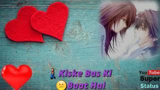 vuclip Dekha tujhe to Whatsapp status video😊 Kayla Shah Rukh Khan