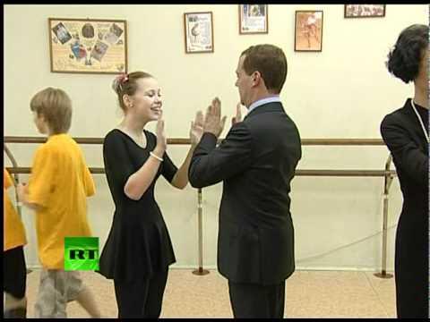 Медведев танцует-2: Ладушки