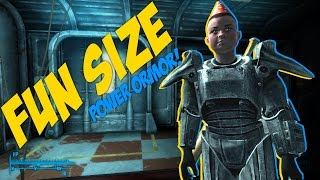 FUN SIZE POWER ARMOR! - Fallout 3 Gameplay Ep 1