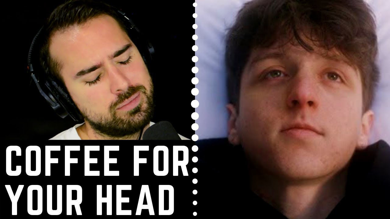 Coffee For Your Head FIRST LISTEN - Powfu - death bed ft. beabadoobee (Vocal Coach Reacts)