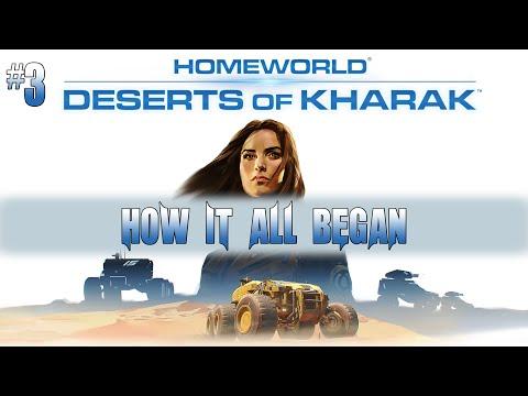 Homeworld Deserts of Kharak #3 Cape Wrath