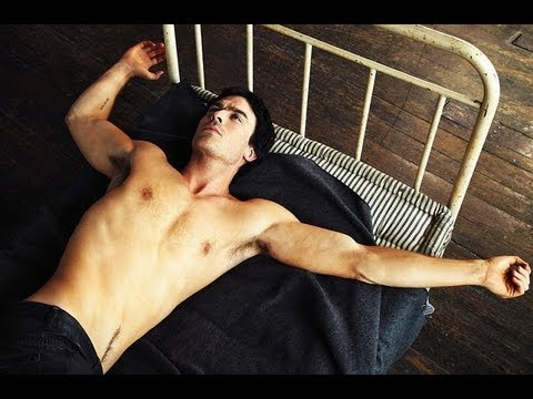 Fifty Shades Of Grey Trailer (Ian Somerhalder & Alexis Bledel)