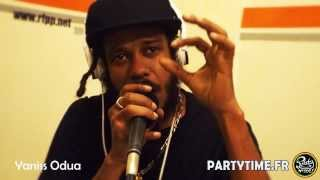 YANISS ODUA - Freestyle at PartyTime 2013