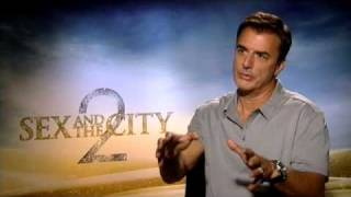 SEX AND THE CITY 2: ΣΥΝΕΝΤΕΥΞΗ CHRIS NOTH