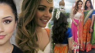 Indian Wedding Get Ready With Me + Vlog + Follow Me Around ad | Kaushal Beauty