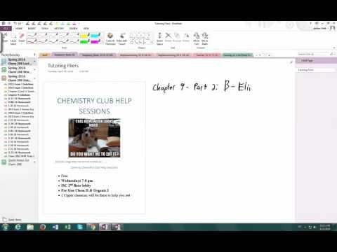 Spring 2016 Chem 206 Section 02 Podcast #35 (Raspberry Beret, 04-22-16)