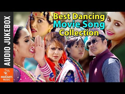 New Nepali Movie Dancing Songs || AUDIO JUKEBOX || Hit Nepali Movie Songs Collection