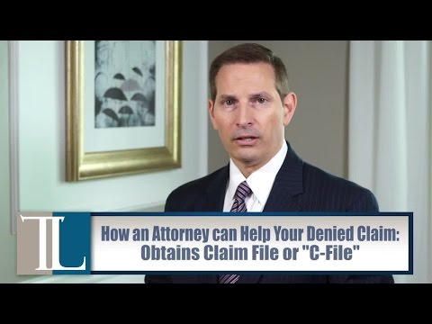 Hire an Attorney if Veterans Affairs Denies Your Claim – VA Disability Attorney John V. Tucker