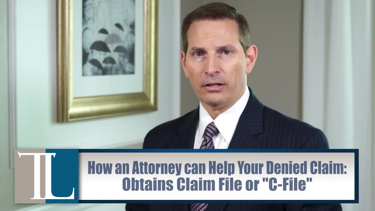 Hire an Attorney if Veterans Affairs Denies Your Claim – VA Disability  Attorney John V  Tucker