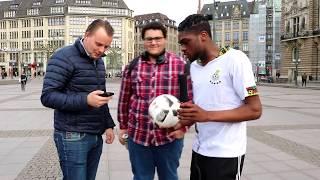 FIFA STREET - ZEIG MIR DEINE AUSSERGEWÖHNLICHEN SKILLS